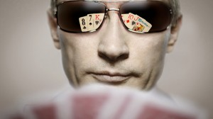 Johanna Granville.Playing Poker with Putin